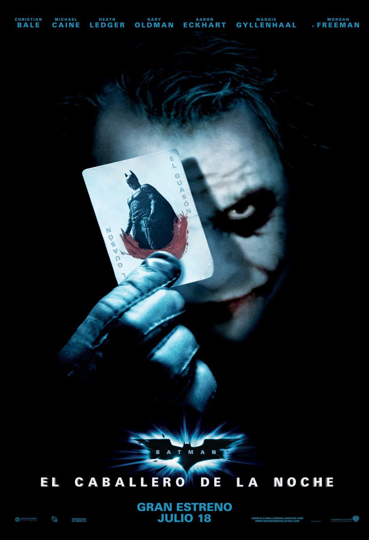 Christopher Nolan puede ya asegurar su lugar en la historia como el  director que le regresó la dignidad no sólo a Batman, sino a la manera de  crear ...