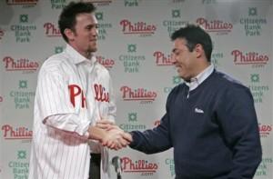 Phillies Lidge Baseball