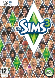 Sims3Cover-Art