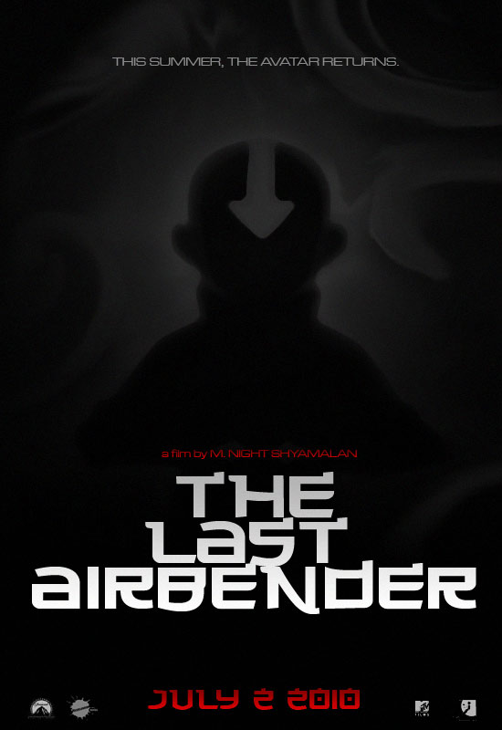 Avatar The Las Airbender Airbenderposter