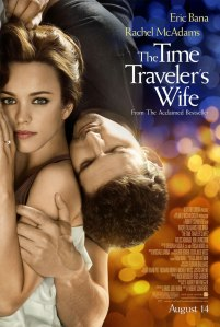The Time Travelers Wife movie poster