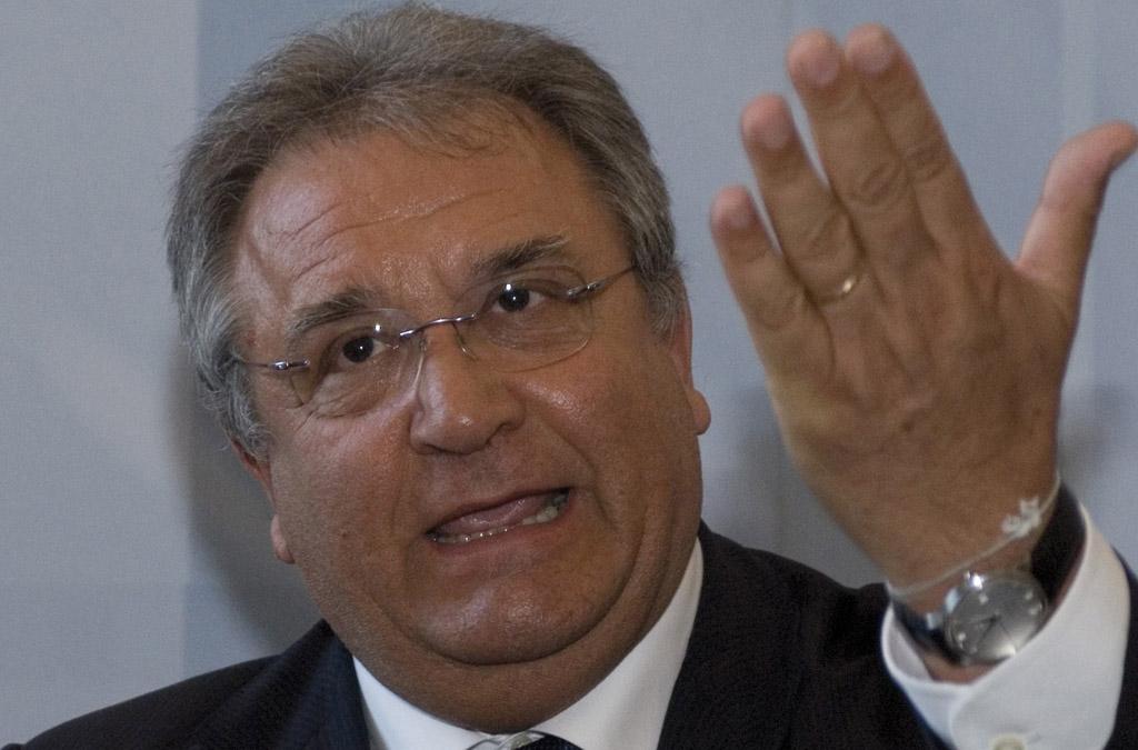 Ricardo Fracarri, presidente de la WBSC.