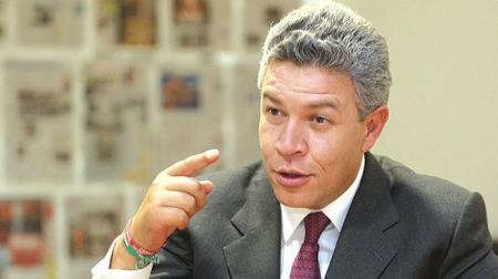 """""""Un debate de idiotas"""" dice Penchyna que traen en el PRD para parar las reformas por el Mundial."""